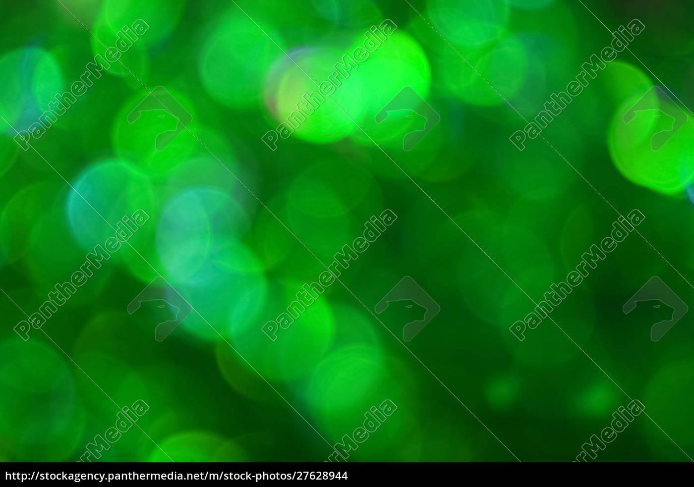 o, bokeh, verde, ilumina, o, fundo - 27628944
