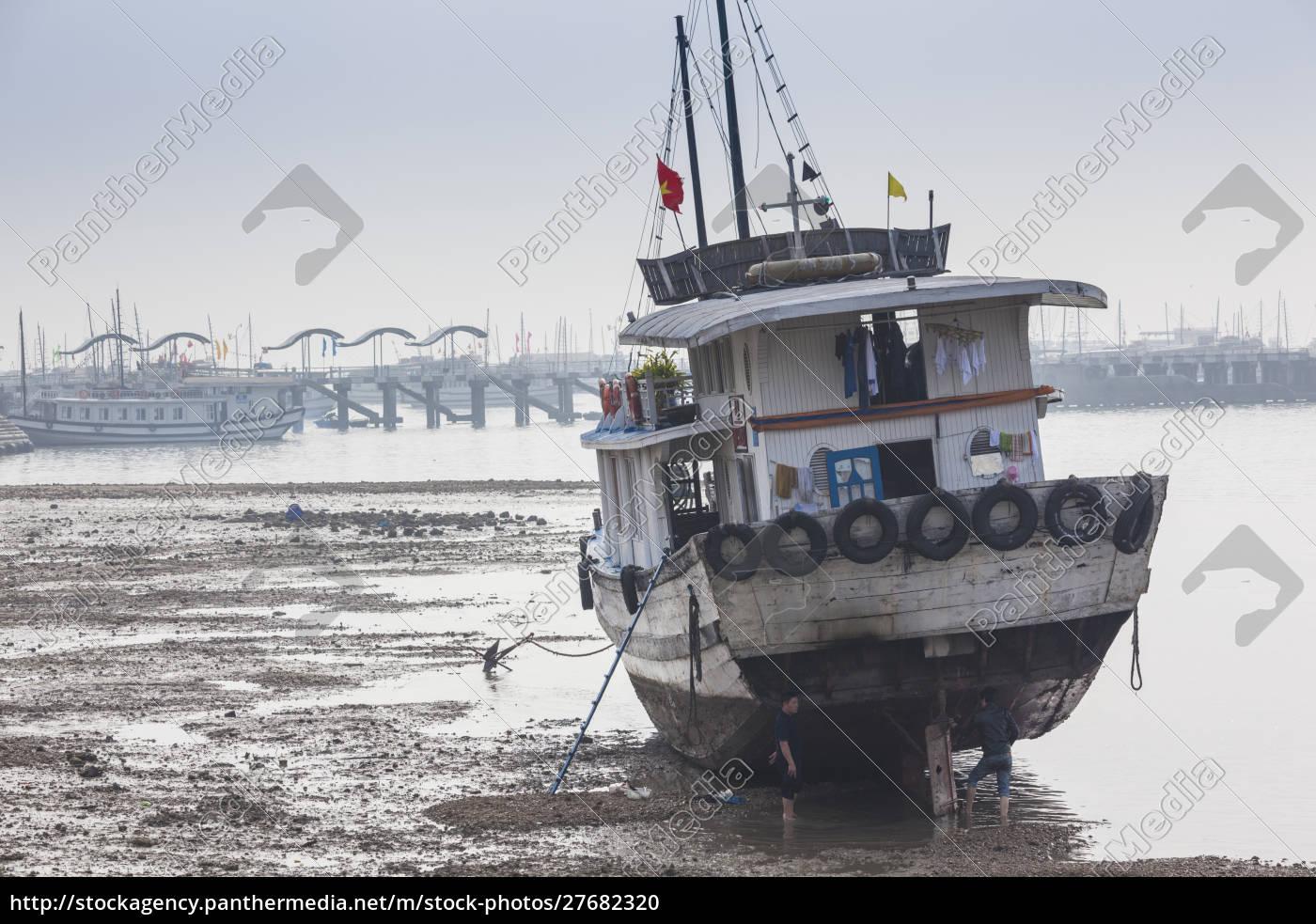 vietnam, , halong, city, , bai, chay, port, - 27682320