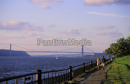 riverside park george washington bridge upper