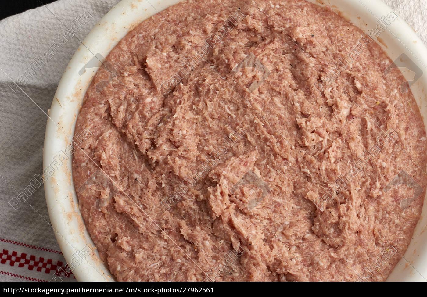 carne, de, porco, picada, e, textura - 27962561