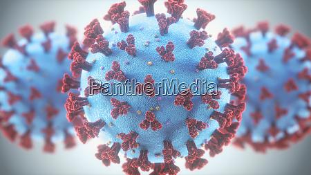 coronavirus respiratory infections viruses mutacao