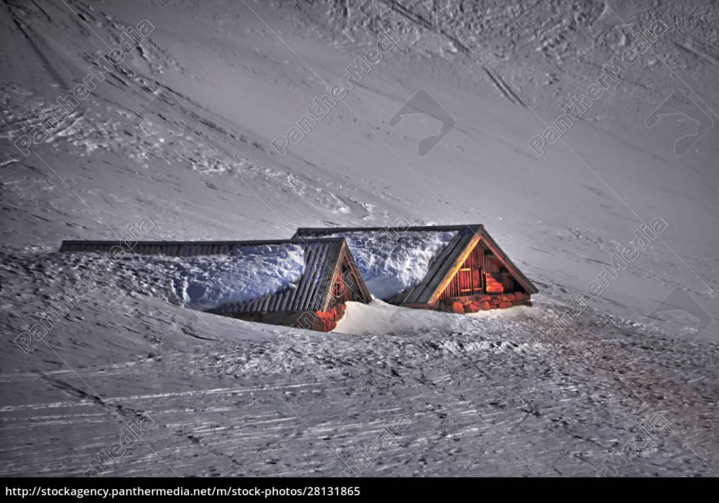 esquiando, no, tyrol, de, southern - 28131865