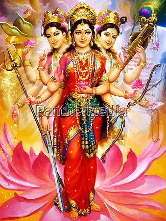 god, saraswati, spiritual, , , play - 28161516