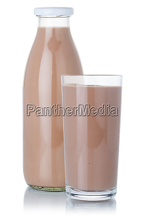 leite de chocolate fresco shake milkshake