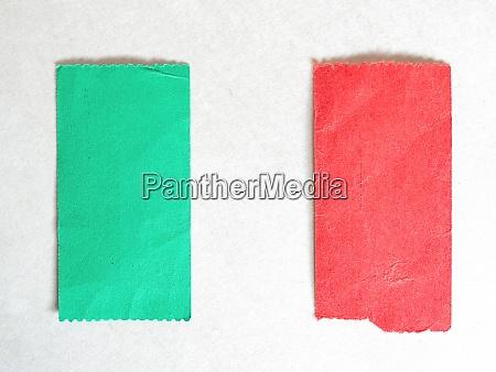 bandeira italiana