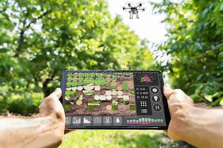 aplicativo de agricultura digital de agricultura