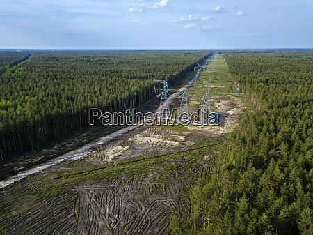 russia oblast de leningrado tikhvin vista