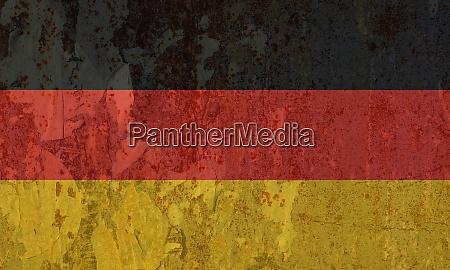 a bandeira nacional alema da alemanha