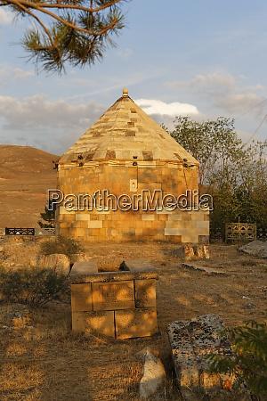 turkey black sea region mausoleum of