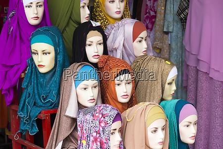 indonesia belitung lencos de cabeca em