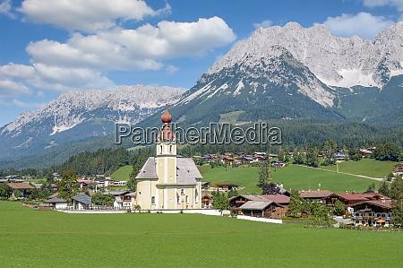 indo sou wilden kaiser tirol Austria