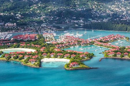 seychelles Eden ilha ilha do Eden
