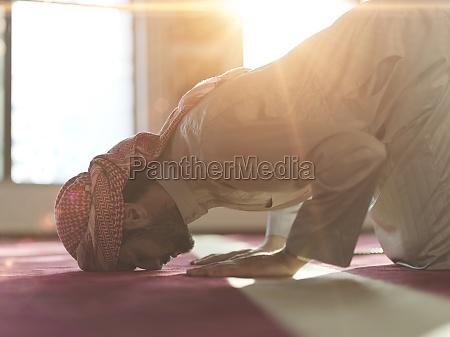 muslim, prayer, inside, the, mosque - 29810948
