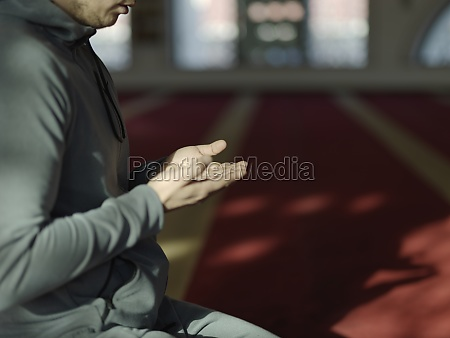 muslim, prayer, inside, the, mosque - 29811025