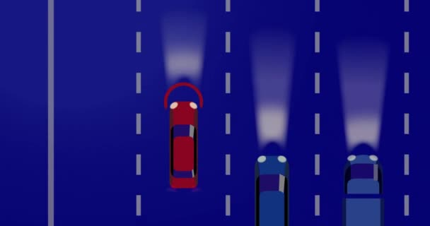ilustracao equipamentos transportes veiculo luz tecnologia