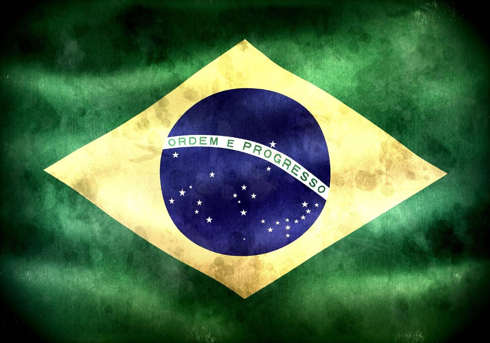 Brazil, official, wind, waving, vote, population - D37212450