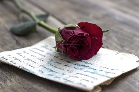 Vermelho, projeto, Papel, presente, Valentim, amor - B66973837