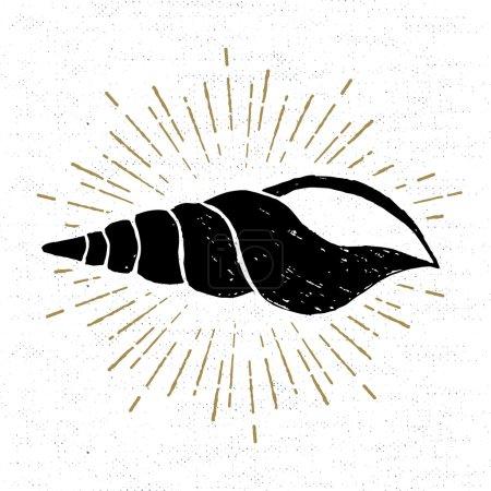 fundo, ilustração, decorativos, sinal, rótulo, viagens - B105816764